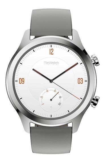 Ticwatch C2 Wear Os Nfc Gps Ip68 Llamadas Whats Platino
