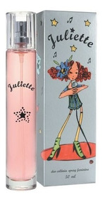 Deo Colonia Teen Juliette Inspirado Na Fragrância Thaty 50ml