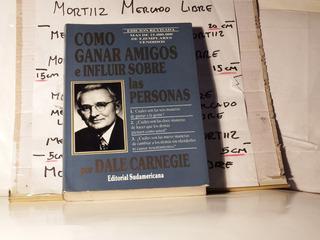 Libro Físico Carnegie Como Ganar Amigos Influir Personas