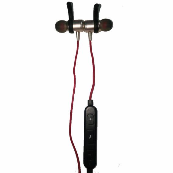 Fone Bluetooth Sportivo Sem Fio Com Imã Atende Chamadas Musi