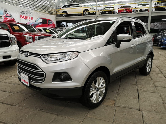 Ecosport Trend T/a 2016