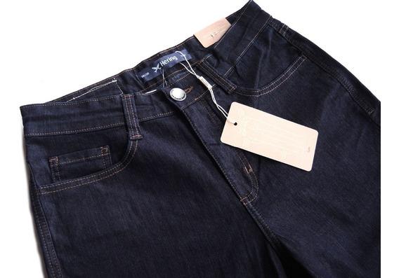 Calça Jeans Hering Masculina Original Slim H1lt
