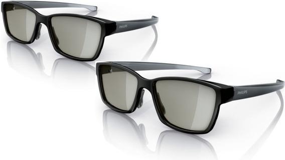 Unidade Óculos 3d Passivo Polarizado Philips Pta436/00