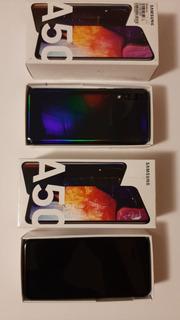 Celular Samsung Galaxy A50 64gb Semi-novo Preto