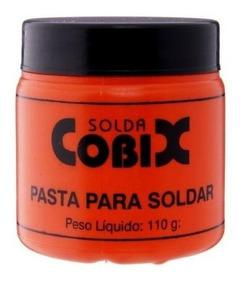 Pasta De Solda Cobix