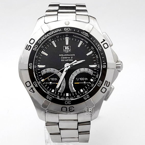 Tag Heuer Aquaracer Calibre S Chronograph 43mm
