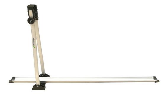 Rack Transbike Aluminio De Teto 2 Unidades