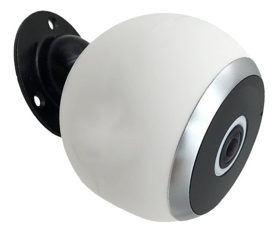 Mini Camara Espia Wifi Vision 360 + Memoria Micro Sd 32 Gb