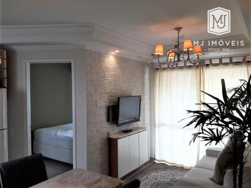 Imagem 1 de 10 de Apartamento Com 1 Dormitório Para Alugar, 35 M² Por R$ 2.200,00/mês - Moema - São Paulo/sp - Ap0506