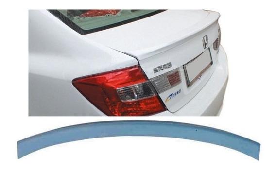 Aerofólio Lip Hauer | Honda Civic 12/16 Hd029