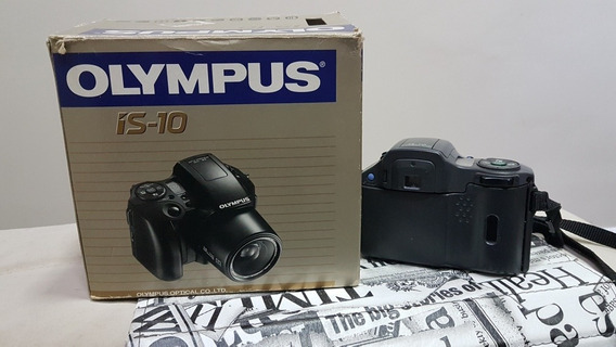 Máquina Fotográfica Olympus Is10