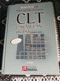 Clt E Sumulas Do Tst Comentadas 2011.