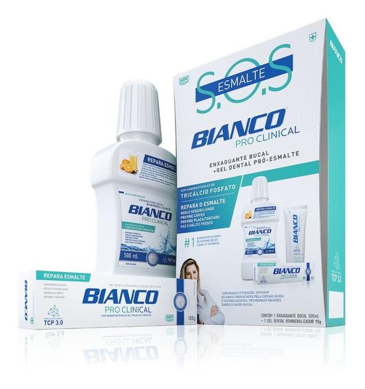 Creme Dental + Enxaguante Enxaguante P/sensibilidade