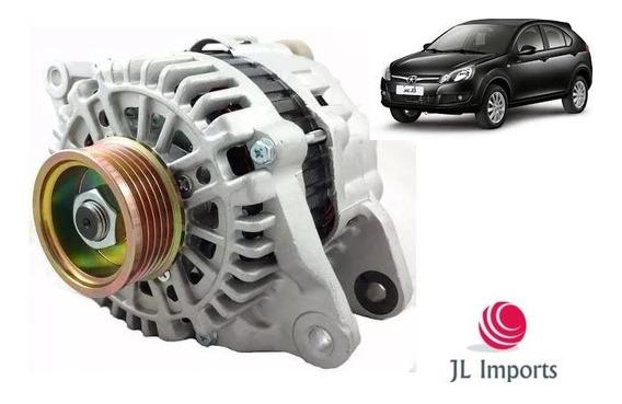 Alternador Jac Motors J2 J3 12v 85a 1025100gg010 L21580