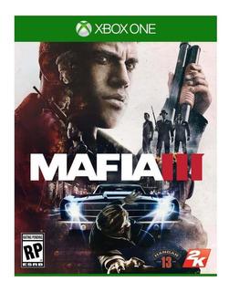 Mafia 3 Iii Juego Original Y Físico Para Xbox One | Mendoza