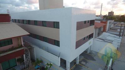 Lançamento! - Apartamento Com 3 Dormitórios À Venda Por R$ 205.000 - Bessa - João Pessoa/pb - Cod Ap0854 - Ap0854