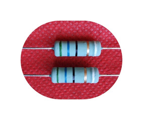 Kit C/ 100 Resistor De Fio 56r 56 Ohms 5w
