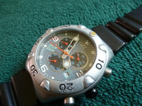 Time Force Mega Wave Reloj Retro Cronometro