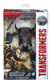 Muñeco Transformers Premier Edition Decepticon Berserker