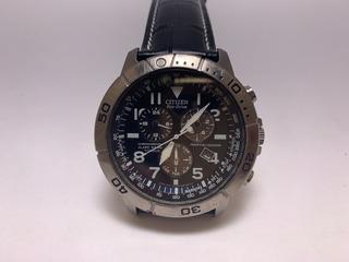 Reloj Citizen Eco Drive Hombre Bi 5250-02 Titanio Mb Estado