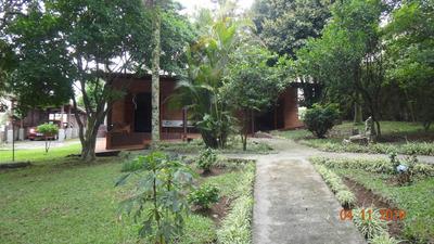 Casa Térrea, Residencial Para Venda, Granja Viana, Cotia - Ca14068. - Ca14068