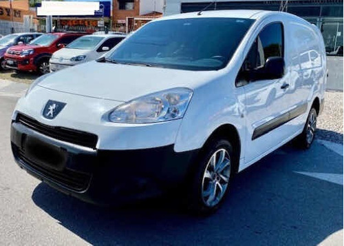 Peugeot Partner Furgón 1.6 Nafta