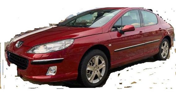 Peugeot 407 Por Partes