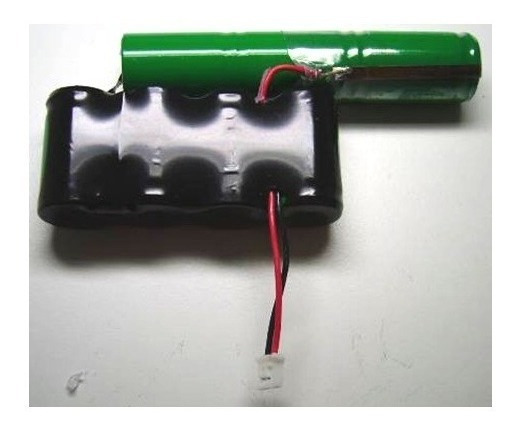 Bateria 8,4v Microlab 3500 Mk8 Medical Battery 1200mah Ni-mh