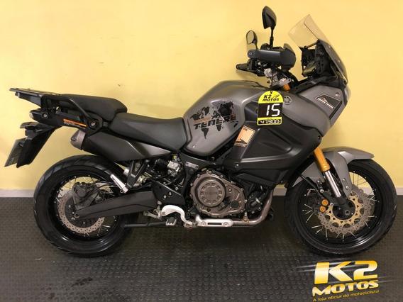 Yamaha Xt1200z Super Tenere Dx (2014/2015) Cinza