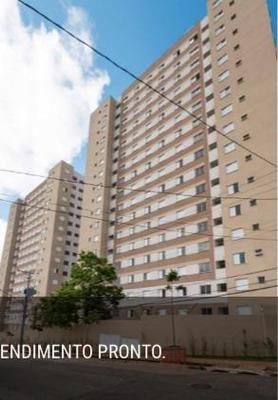 Apartamento Com 2 Dormitórios À Venda, 45 M² Por R$ 205.000 - Cidade Satélite Santa Bárbara - São Paulo/sp - Ap2531