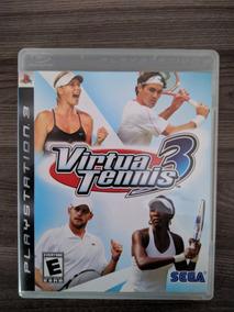 Virtual Tennis 3 - Ps3