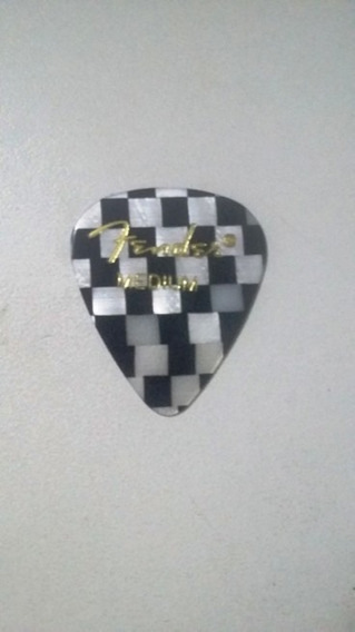 Palhetas Fender Premium Celluloid Picks (kit Com 3)