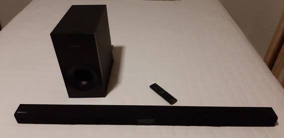 Soundbar + Blu Ray Samsung