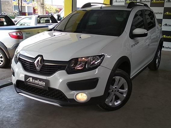 Renault Sandero 1.6 Stepway Rip Curl 8v Flex 4p