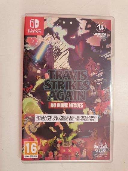 Jogo Travis Strikes Again: No More Heroes Nintendo Switch