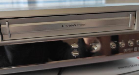 Dvd + Vhs Dc-596-b - LG