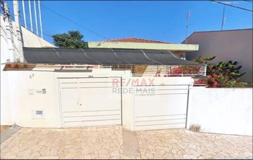 Casa Com 3 Dormitórios Para Alugar, 180 M² Por R$ 2.000,00/ano - Vila Bela Vista - Botucatu/sp - Ca0442