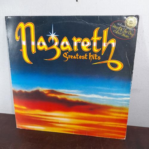Imagem 1 de 6 de Vinil Lp Nazareth Greatest Hits