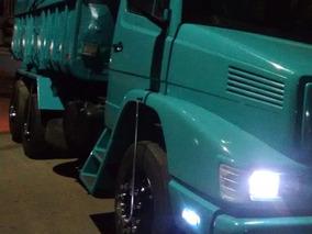 Mercedes-benz Mb 1618 Bicuda Truck Caçamba