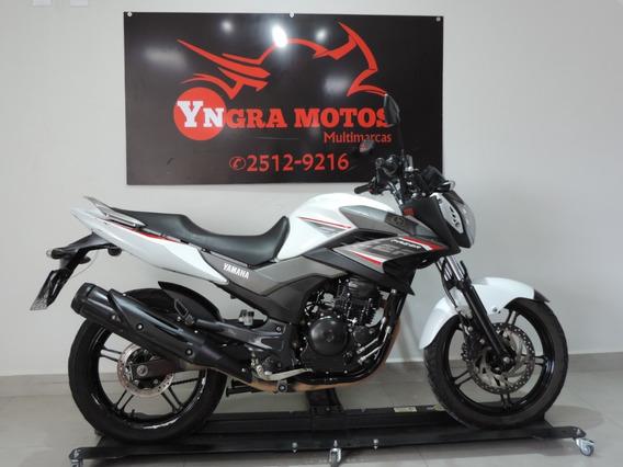 Yamaha Ys 250 Fazer Blueflex 2017 Linda