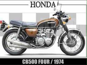 Honda 500 Four - Apenas Venda -