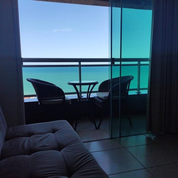 Apartamento Com Vista Espetacular Em Ponta Negra - Natal.