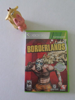 Borderlands Xbox 360 Garantizado