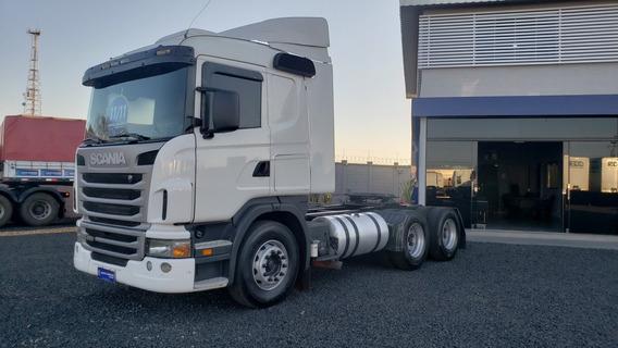 Scania 420 6x4 2011