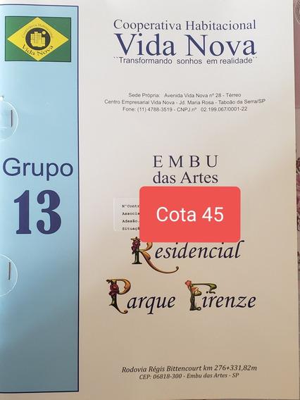 Cota 45 Grupo 13 Cooperativa Habitacional Vida Nova Em Embu