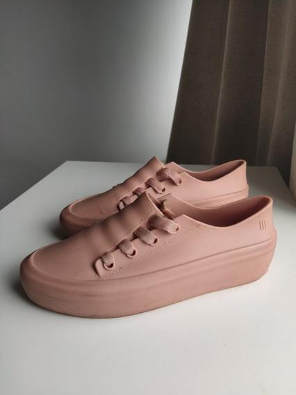 Melissa Ulitsa Sneaker Tênis Rosé