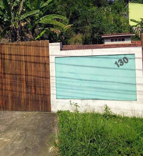 Casa Com 2 Dormitórios À Venda, 750 M² Por R$ 400.000,00 - Itaipu - Niterói/rj - Ca0973