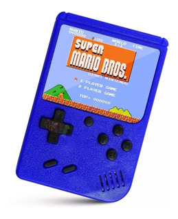 Mini Consola Portatil Tipo Nintendo Gameboy 400 Juegos En 1
