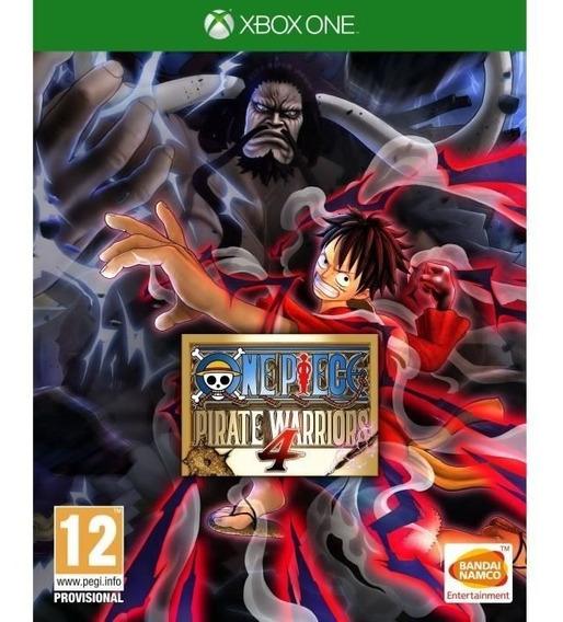 One Piece Pirate Warriors 4 Xbox One Mídia Digital +1 Jogo