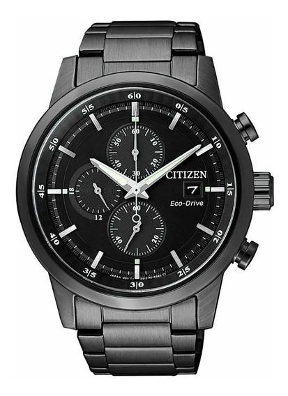 Reloj Citizen Eco-drive Hombre Cronógrafo 43 Mm Ca0615-59e